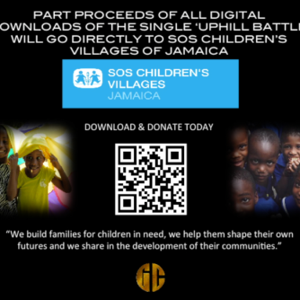 A portion of the proceeds goes directly towards SOS Children's Villages of Jamaica